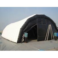 Buy cheap cheap double layer inflatable Medical tents for Refugee and Army use from wholesalers