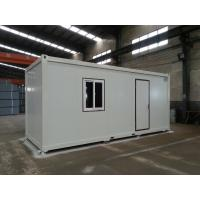 Buy cheap Cheap disaster prefabricated house container from wholesalers