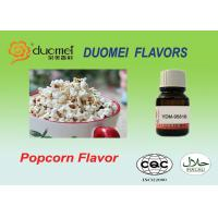 Buy cheap Liquid Unique Popcorn Flavors Food Flavourings And Essences ISO22000 product