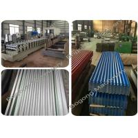 Buy cheap YX18-836 Metal Sheet Corrugated Roof Panel Roll Forming Machine For Sale from wholesalers