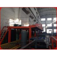 Buy cheap Sound Insulation Construction Material Sandwich Panel Line with 3KW Timing Electromotor from wholesalers