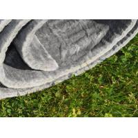 China Grey Color Pyrogel XTF Aerogel Insulation Blanket 10mm Thickness on sale