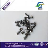 Buy cheap Titanium Alloy Screws Bolt GR5 DIN6921 M10 X 30 Flange Head For Bike Yellow from wholesalers