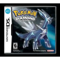 Buy cheap Nintendo Game Pokemon Diamond Version for DS/DSI/DSXL/3DS Game Console from wholesalers
