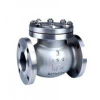 Buy cheap Flanged Swing Cast Steel Check Valve -46 To 425 Celsius Degree Working Temp from wholesalers