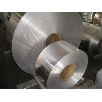 Buy cheap 8011 Jumbo Roll Heat Sealable Aluminum Foil For Container Cover from wholesalers