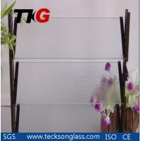 Buy cheap 4-6mm Clear Louver Glass with High Quality from wholesalers