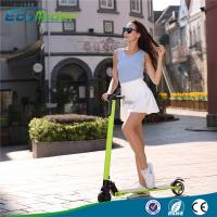 Buy cheap Eco Rider 5 inch electric balance scooter , two wheel electric kick scooter with CE product