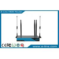Buy cheap Wireless M2M Mobile Mobile UMTS Router , Multi - WAN 3G Sim Broadband Router from wholesalers