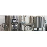 Buy cheap Turnkey Project of Brewery Plant 10bbl to 100bbl Brewhouse from wholesalers