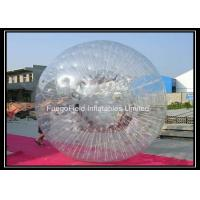 Buy cheap Lovely Inflatable Human Sized Hamster Ball , Inflatable Zorb Ball from wholesalers