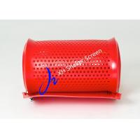 Buy cheap Polyurethane Flip Flow Screen Mats , Vibrating Sieving Mesh 0.5mm - 50mm Aperture Size from wholesalers