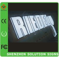 Buy cheap 3d full light led acrylic letter from wholesalers