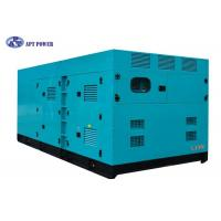 Buy cheap Output 550kVA Silent / Super Slient / Open Type Cummins Diesel Generator with Water Cooling from wholesalers