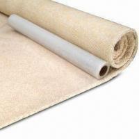 Buy cheap Protective Film with 0.12mm Thickness, Used for Carpet, Available in Transparent product