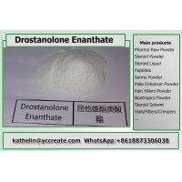 Buy cheap Steroid Hormone Powder Drostanolone Enanthate / Masteron Enanthate For Muscle Gains from wholesalers