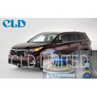 Buy cheap DVR Function HD Video Car Backup Camera Systems Waterproof For Toyota Highlander, Bird View System product