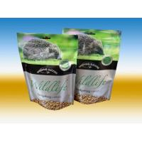 Buy cheap Aluminum Laminated Top Seal Pet Food Packaging / Ziplock Bag from wholesalers
