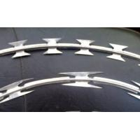 Buy cheap Security Razor Barbed Wire Fencing / Safety RazorCombatWire High Protection from wholesalers