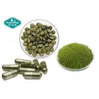 Buy cheap New Super Food Certified 250mg/500mg Organic Spirulina & Chlorella Powder/Tablet/Capsules product