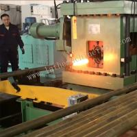 Buy cheap Automatic control oil casing upsetting machine for Oil Extraction rod from wholesalers