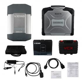 Buy cheap 2015 Allscanner VXDIAG MULTI Diagnostic Tool for Porsche Piwis Tester II V14.35/LAND ROVER JLR V139 with CF30 Laptop product