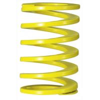 Buy cheap Yellow Rectangle Coil Injection Mould Spring , Industrial Overload Coil Springs from Wholesalers