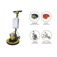 Buy cheap industrial 18 Single Disc Floor Scrubber Grinding Machine 1100W for Tile / Cement Floor from wholesalers