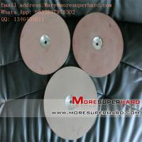 Buy cheap 6A2T diamond grinding disc, diamond grinding pad for surface or face grinding Mary@moresup from wholesalers