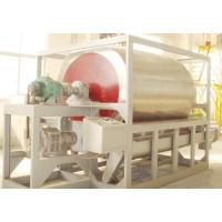 Buy cheap Short Drying Period Screw Conveyor DryerWith 400-625 Kg / H Steam Consumption from wholesalers