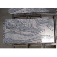Buy cheap Multicolor Juparana Pink Granite Stone Tiles Custom Dimensions Eco Friendly from wholesalers