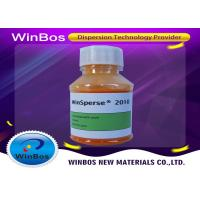 Buy cheap Winsperse 2010 pigment modifying synergist,wetting and dispersing agent,dispersant synergist from wholesalers