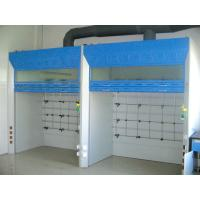 Buy cheap Walk In Type Laboratory Fume Cupboard Anti-explosion Multi Function from wholesalers