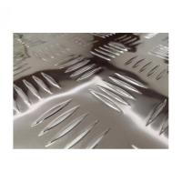 Buy cheap 4x8 Feet 2.0MM Thickness Aluminum Diamond Plate Sheets Anti Slip 1060 Grade product