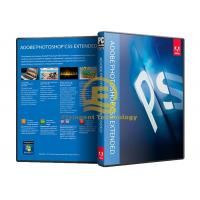 Buy cheap Genuine Adobe Photoshop CS5 Full Version Extended Retail Pack for Windows ED from wholesalers