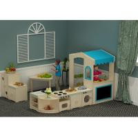 Buy cheap Customize Modern Preschool Furniture , Wooden Furniture For Preschool Classrooms from wholesalers