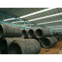 Buy cheap Hot Rolled Alloy Steel Wire Rod In Coils EB3  5.5 mm for welding wire product