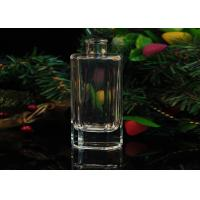 Buy cheap 208ml Recycled Transaprent Empty Perfume Bottles With Atomizer  from wholesalers