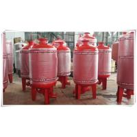 Buy cheap Carbon Steel Diaphragm Pressure Tank Pressure Vessel For Water Booster Pump Station product