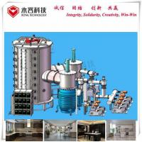 Buy cheap Large Stainless Steel Black Film Coating Equipment For Kitchen Cabinets from wholesalers