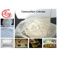 Buy cheap Oral Powder Anti Estrogen Tamoxifen Citrate / Nolvadex 54965-24-1 without Side Effect from wholesalers