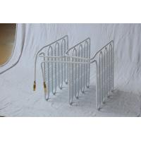 Buy cheap Wire And Tube Mini Fridge Evaporator Coated Welded ISO SGS CE Certificate from wholesalers