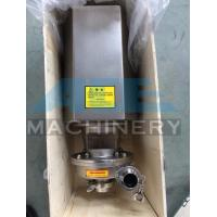 Buy cheap SS304 316L Double Flushed Water Pump Centrifugal  304 316 beer pump from wholesalers