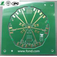 Buy cheap Hard Gold Bergquist Aluminium PCB Parts List Single Side Counter Sink from wholesalers