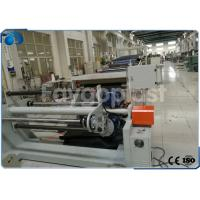 Buy cheap High Output PVC Board Making Machine , Plastic Sheet Manufacturing Machine from wholesalers