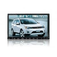 Buy cheap 7 inch 2 Din Touch Screen Car DVD Player with AM, FM, BLUETOOTH, Analog TV, IPOD product