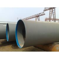 Buy cheap Seamless Pipe API 5L B PSL-2 863.6 X 12.7mm from wholesalers
