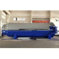 Buy cheap Rubber Autoclave With Safety Interlock , Automatic Control,and is of high temperature and low pressure from wholesalers
