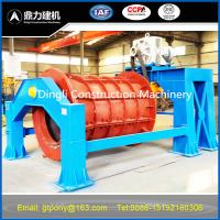 China Concrete Pipe Molding Machine of Roller Spun type on sale