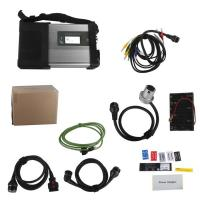 Buy cheap BENZ C5 SD Connect Diagnostic Tool Mercedes benz diagnostic scanner tool for benz cars trucks actros from wholesalers